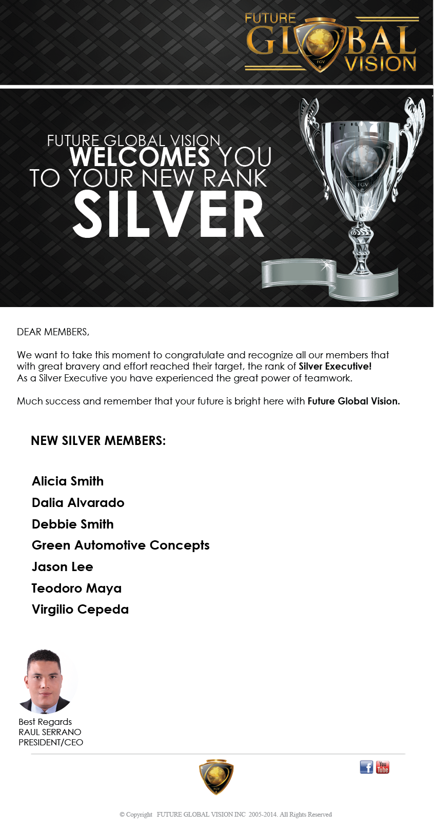 Welcome to Silver-Gold EMail-03